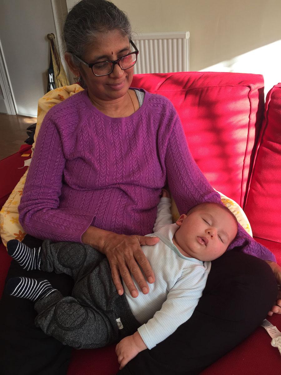 Napping on Patti